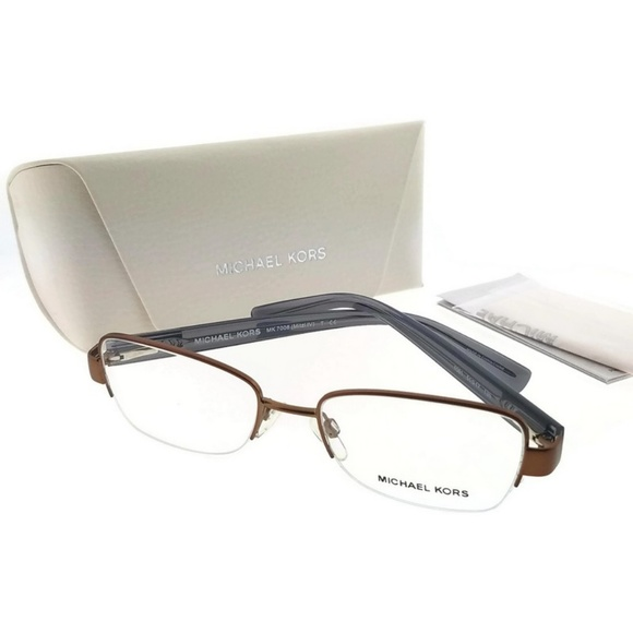 18b66e73e11e Michael Kors Accessories | Mk7008108151 Womens Brown Frame ...